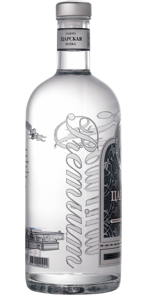 Czars Original Premium Vodka