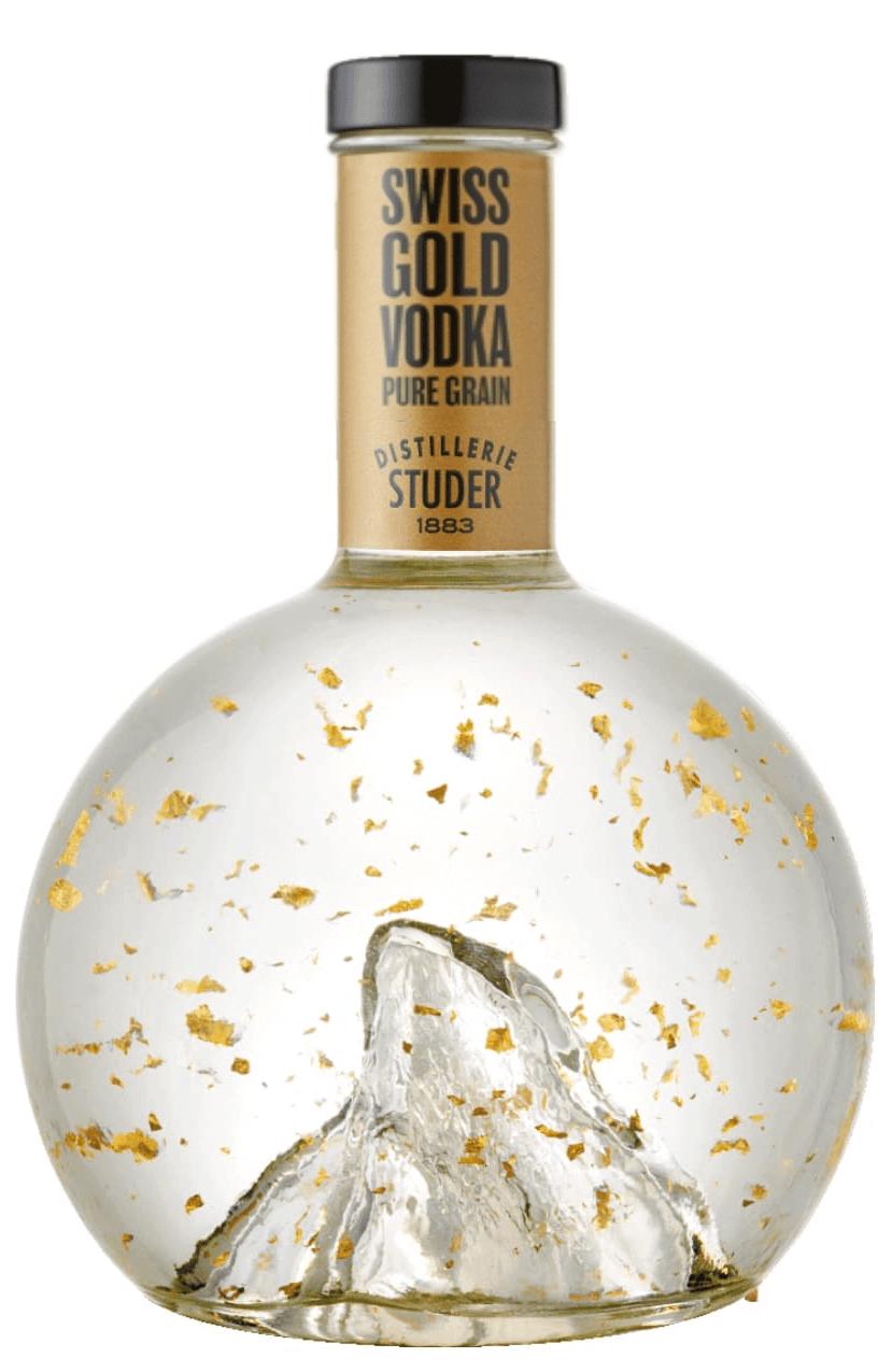 Studer Gold Vodka - New