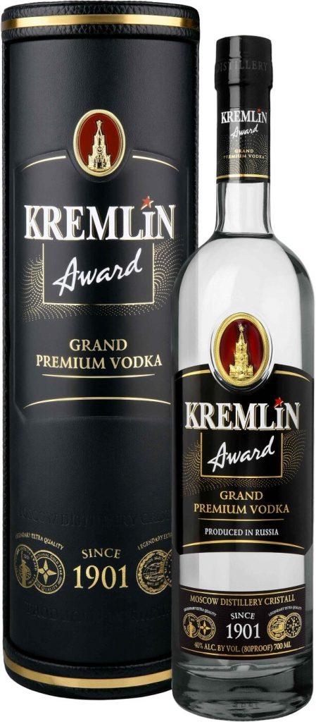 Kremlin Award Luksusvodka