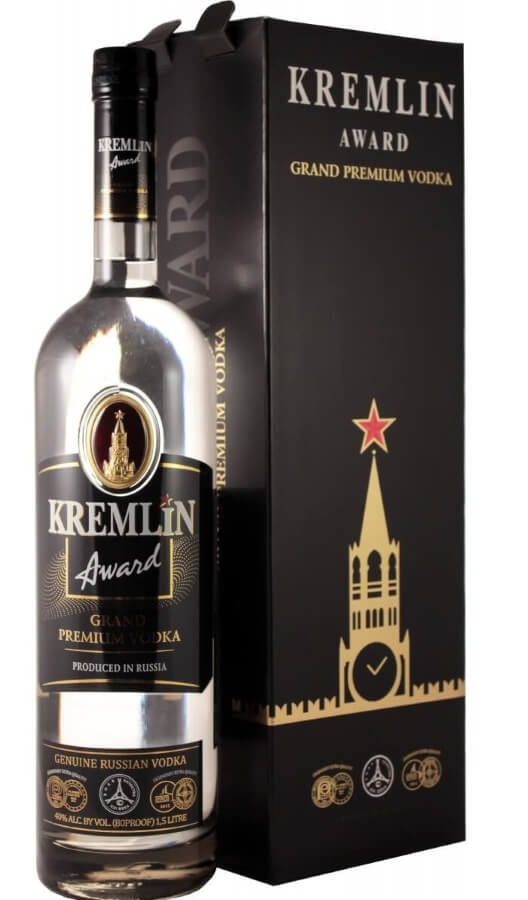 Kremlin Award Magnum Vodka
