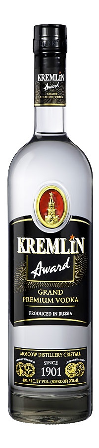 Kremlin Award Vodka 0.7 Liter