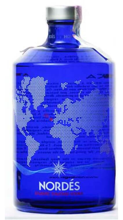 Nordes Vodka 0,7 Liter