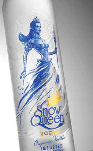 Snow Queen Vodka Premium