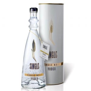 Franciacorta single malt vodka