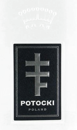 Potocki polsk vodka