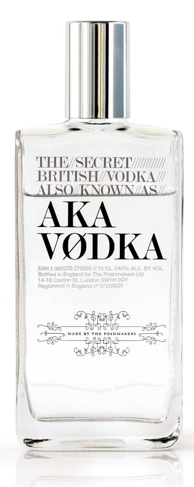 Aka Vodka Secret Vodka 0,7