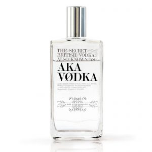 Aka Vodka Secret Vodka