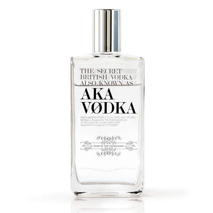 Aka Vodka Secret Vodka