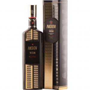 Akdov Ultimate Vodka