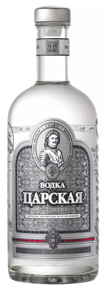 Czars Original Vodka 0,7