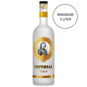 Imperial Collection Magnum 3 Liter Vodka