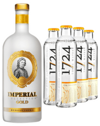Imperial Gold Tonic 1724 drinkspakke