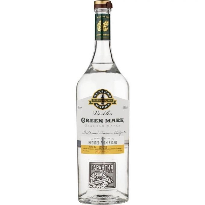 Green Mark Vodka 1,0