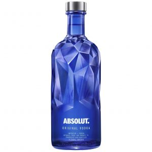Absolut Vodka Facet Limited Edition