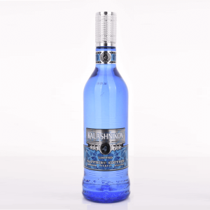 Kalashnikov Sapphire Vodka 0,5 Liter