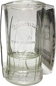 Zubrowka Vodka Glas