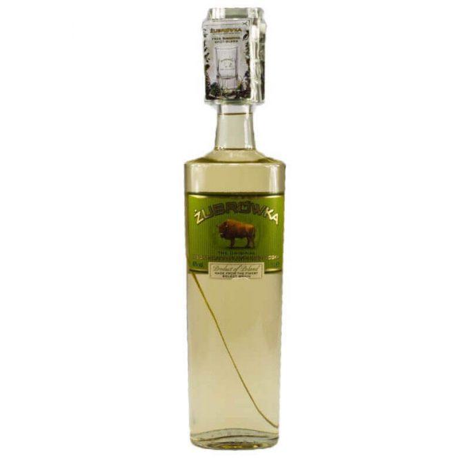 Zubrowka Vodka 1,0 Liter