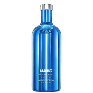 Absolut Electrik Blue Vodka