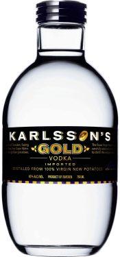 Karlssons Gold Vodka fra Sverige