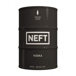 Neft Vodka Black