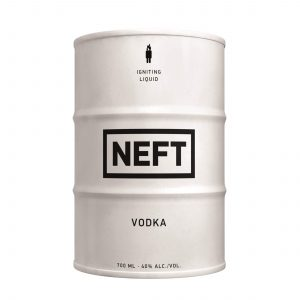 Neft Vodka White 0,7