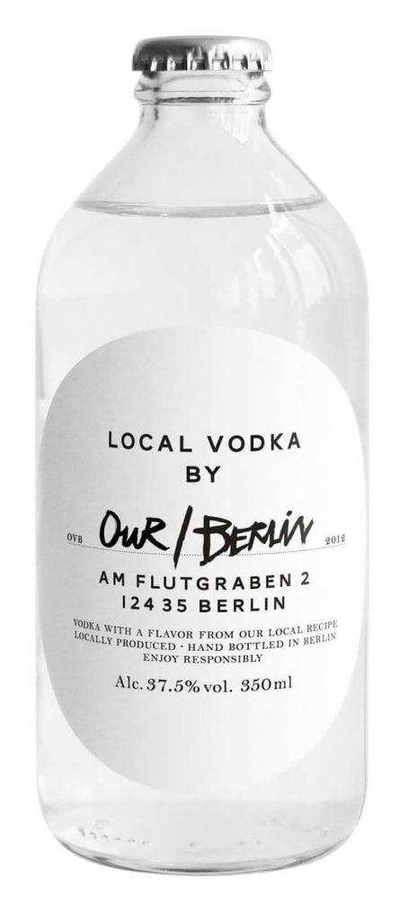 Our Berlin Vodka 0,35