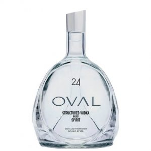 Oval Vodka 24