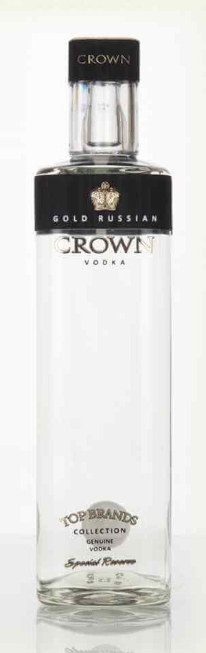 Russian Crown Gold Vodka