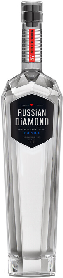 Russian Diamond Vodka 0,7 1