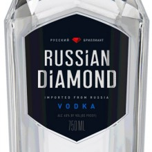 Russian Diamond Vodka