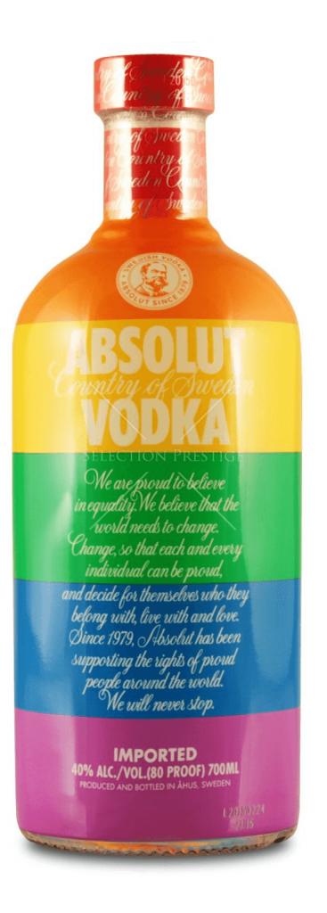 Absolut Colors Vodka 0,7