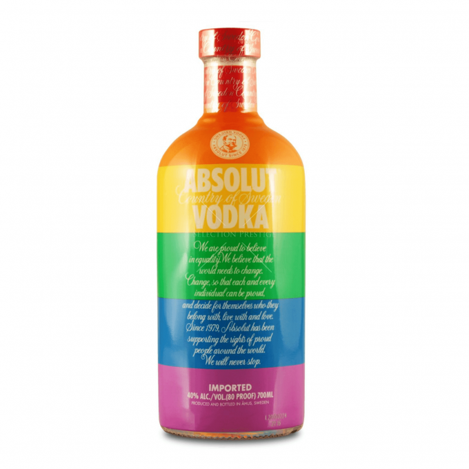 Absolut Colors Vodka