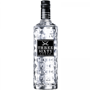 Three Sixty Vodka 0,7
