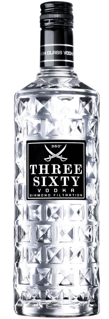 Three Sixty Vodka 1