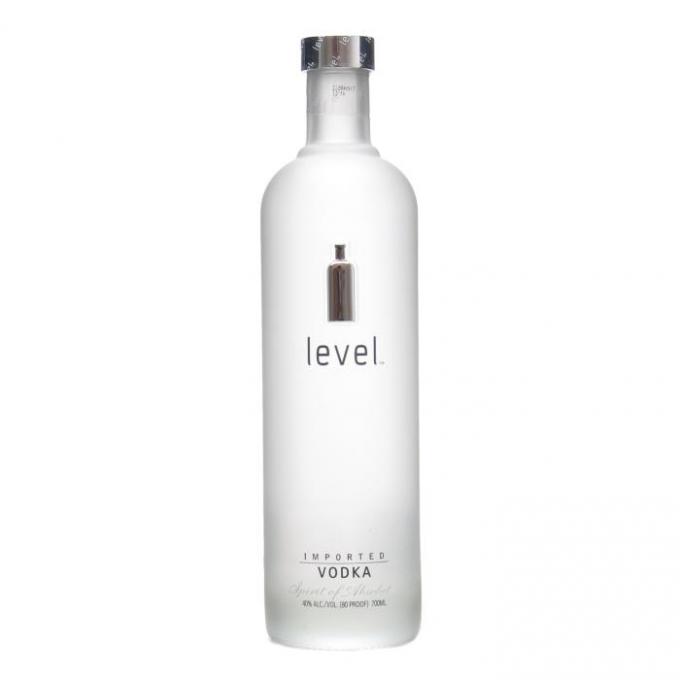 Absolut Level Vodka