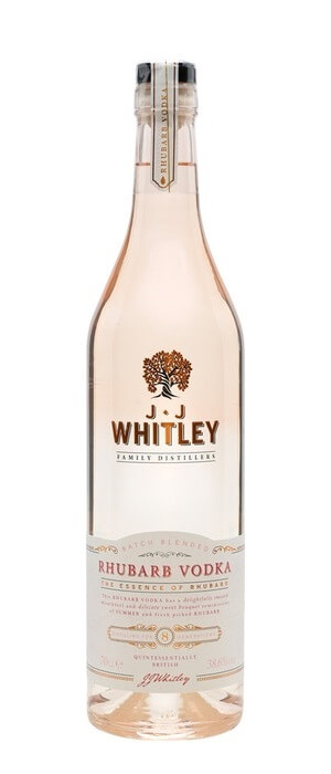 JJ Whitley Rhubarb Vodka 0,7