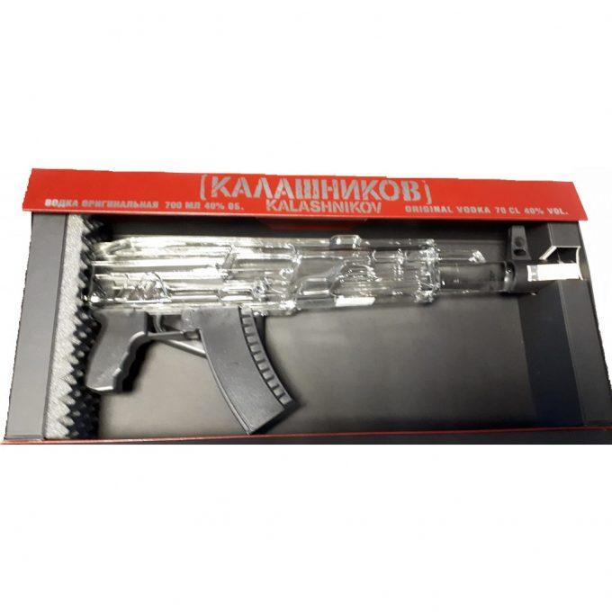 Kalashnikov AK 47 Vodka Gavesæt