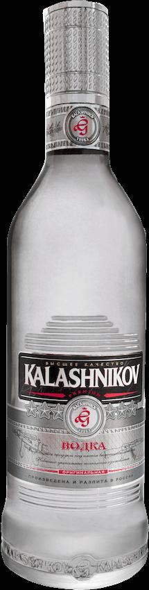 Kalashnikov Elite Vodka