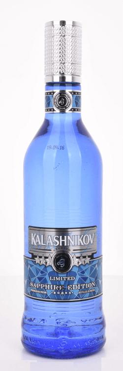 Kalashnikov Sapphire Vodka