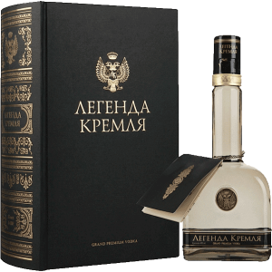 Legend of Kremlin Vodka Gaveæske