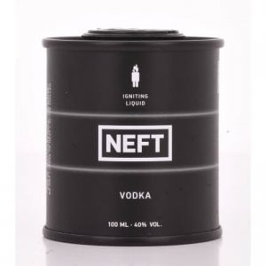 Neft Vodka Miniature