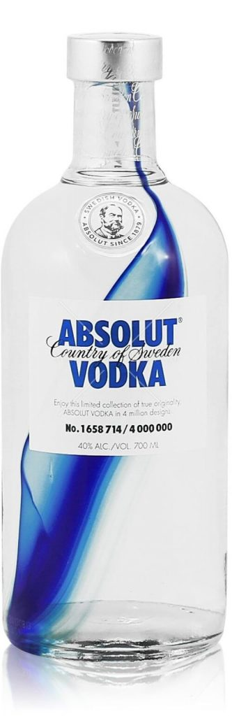 Absolut Originality Vodka 0,7 Liter