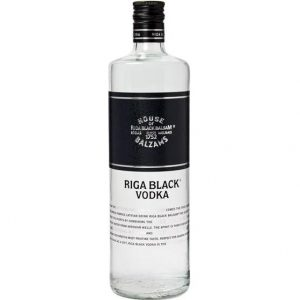 Riga Black Vodka 0,5