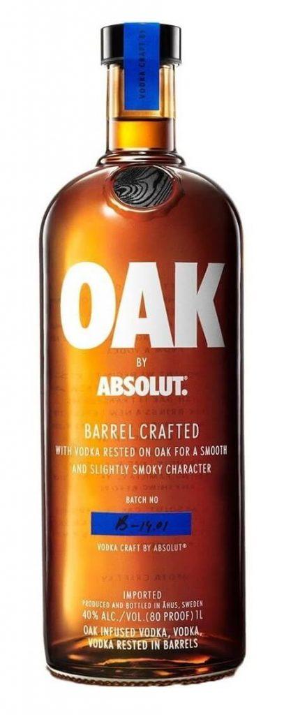 Absolut Oak Vodka 1,0