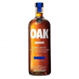 Absolut Oak Vodka
