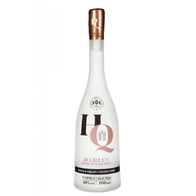 HQ Barley Vodka