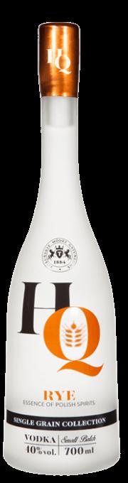 HQ Vodka Rye 0,7