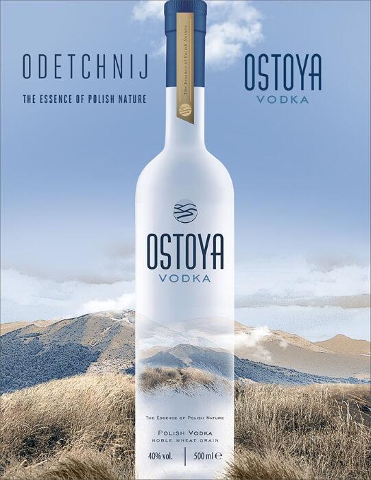 Ostoya Vodka 0,7 L