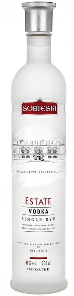 Sobieski Estate Vodka 0,7