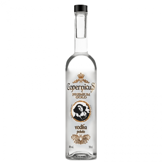 Copernicus Gold Vodka 0,7